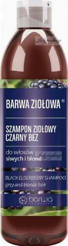 BARWA - HERBAL - Herbal Shampoo - Black Lilac - 250 ml