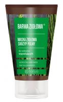 BARWA - BARWA ZIOŁOWA - Maska Ziołowa do włosów wypadających - Skrzyp Polny - 120 ml