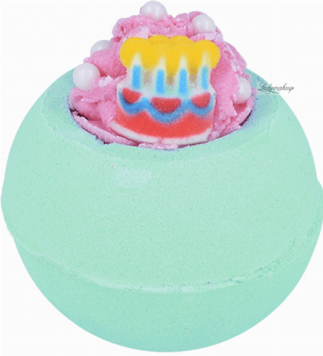 Bomb Cosmetics - Happy Bath-Day - Sparkling bath ball - HAPPY YEARRS