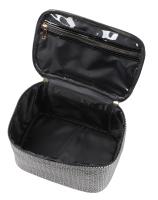 Auri - Large cosmetic box - Cosmetic case - 444015 - Black & White - Large