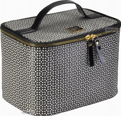 Auri - Large cosmetic box - Cosmetic case - 444015 - Black & White - Large