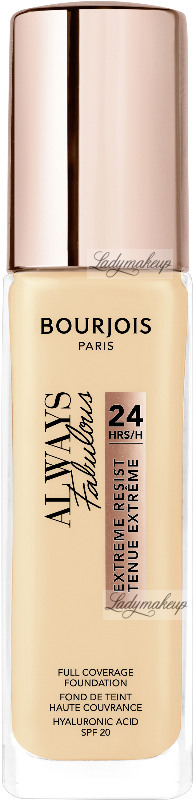 Bourjois Always Fabulous 24h Full