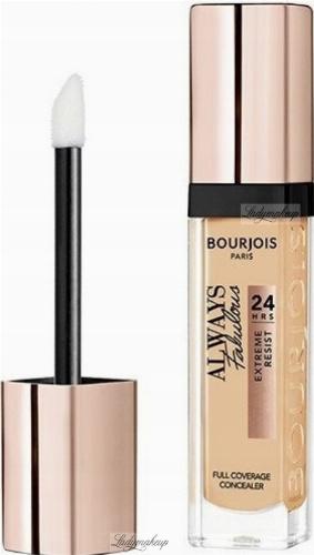 Bourjois - ALWAYS FABULOUS 24H FULL COVERAGE CONCEALER - Liquid concealer