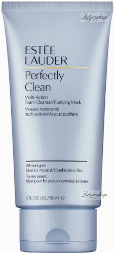Estée Lauder - Perfectly Clean Multi Action Foam Cleanser - Oczyszczająca pianka do twarzy - 150 ml