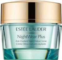 Estée Lauder - NightWear Plus - Anti-Oxidant Night Detox Creme - Oczyszczający krem do twarzy na noc - 50 ml