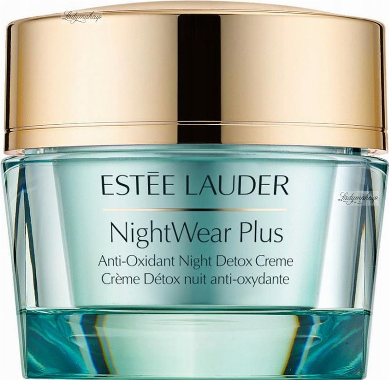 Estée Lauder - NightWear Plus - Anti-Oxidant Night Detox..