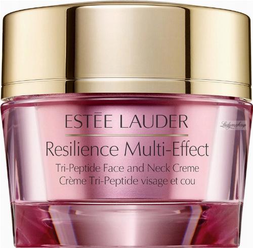 Estée Lauder - Resilience Muli-Effect Tri-Peptide Face and Neck Creme - Ujędrniająco-modelujący krem do twarzy - 50 ml