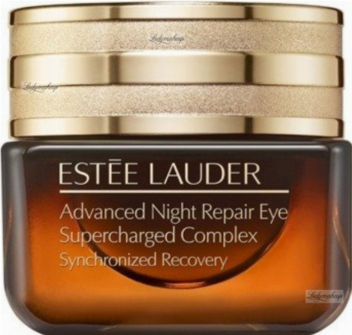 Estée Lauder - Advanced Night Repair Eye - Supercharged Complex - Żelowy krem pod oczy - 15 ml