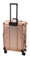 Portable make-up table / Makeup artist stand LC015 - ROSE GOLD