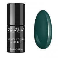NeoNail - UV GEL POLISH COLOR - GRUNGE - Lakier hybrydowy - 6 ml i 7,2 ml - 3778-7 - LUSH GREEN - 3778-7 - LUSH GREEN