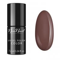 NeoNail - UV GEL POLISH COLOR - GRUNGE - Lakier hybrydowy - 6 ml i 7,2 ml - 3782-7 - ROSY BROWN - 3782-7 - ROSY BROWN
