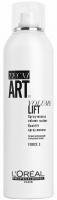 L'Oréal Professionnel - TECNI. ART VOLUME LIFT SPRAY-MOUSSE - Pianka w sprayu unosząca włosy u nasady