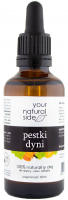 Your Natural Side - 100% naturalny olej z pestek dyni - 50 ml