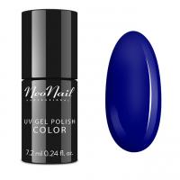 NeoNail - UV GEL POLISH COLOR - Flowersense Collection - Lakier hybrydowy - 6 ml  - 5406-7 MYSTIC BLUEBELL - 5406-7 MYSTIC BLUEBELL