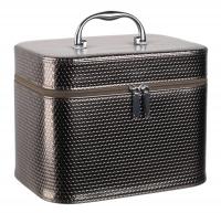 Inter-Vion - Metallic cosmetic box - 415 204 - XL