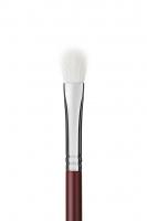 KAVAI - Zestaw 8 pędzli do makijażu MAROON + kosmetyczka