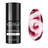NeoNail - Aquarelle Color - Hybrid Varnish - 6 ml - 5756-7 - Brown Aquarelle - 5756-7 - Brown Aquarelle