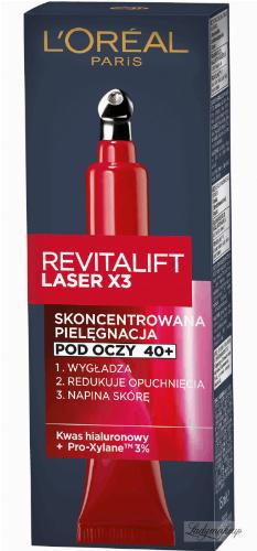L'Oréal - Revitalift Laser X3 - Anti-Age Eye Cream