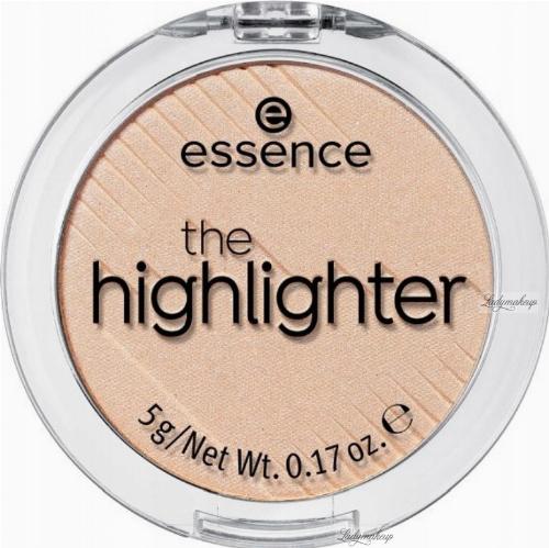 Essence - The Highlighter - Rozświetlacz do twarzy