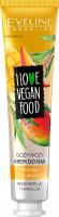Eveline Cosmetics - I LOVE VEGAN FOOD - Nawilżająco-regenerujący krem do rąk - Mango & Szałwia - 50 ml