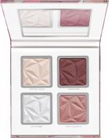 Essence - CRYSTAL POWER - Blush & Highlight Palette - Highlighter and blush palette