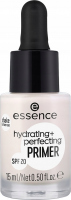 Essence - Hydrating + Perfecting Primer - Baza pod makijaż - SPF20 - 15ml