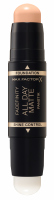 MAX FACTOR - FACEFINITY - ALL DAY PANSTIK - 2in1 foundation and base - 40 - LIGHT IVORY