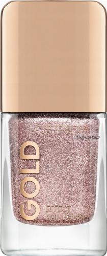 Catrice - GOLD EFFECT NAIL POLISH - Nail polish