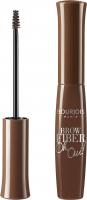 Bourjois - BROW FIBER OH OUI! - Gel eyebrow mascara - 002 - CHESTNUT - 002 - CHESTNUT