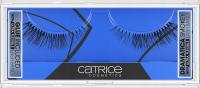 Catrice - Lash Couture Dramatica Smokey Lashes - Sztuczne rzęsy na pasku + klej