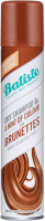 Batiste - DRY SHAMPOO & A HINT OF COLOUR FOR BRUNETTES - Suchy szampon do włosów dla szatynek - 200 ml