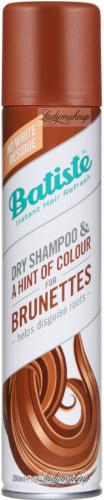 Batiste - Dry Shampoo - MEDIUM & BRUNETTE - 200 ml