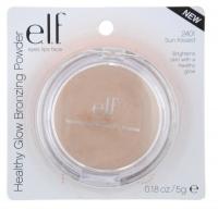 ELF - Healthy Glow Bronzing Powder - Puder brązujący