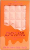 I Heart Revolution - CHOCOLATE BAR BATH FIZZER - Chocolate / Bath ball - PEACH