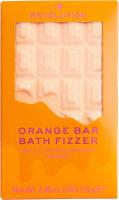 I Heart Revolution - CHOCOLATE BAR BATH FIZZER - Chocolate / Bath ball - ORANGE