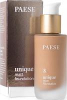 PAESE - Unique Matt Foundation - Pielęgnujący podkład matujący - 30ml