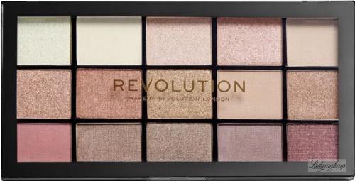 MAKEUP REVOLUTION - RELOADED - Paleta 15 cieni do powiek - ICONIC 3.0