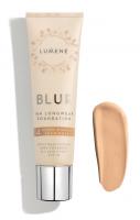 LUMENE - Longwear BLUR Foundation - 4 - WARM HONEY - 4 - WARM HONEY