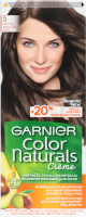 GARNIER - COLOR NATURALS Creme - Permanent hair color - 5 Light Brown