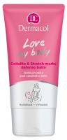 Dermacol - Love My Body - Cellulite & Stretch Marks Defense Balm - Anti-cellulite body lotion for stretch marks - 150 ml