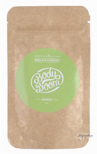 BodyBoom - Coffee Peeling 30g - Mango