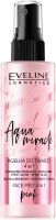 Eveline Cosmetics - Glow and Go Aqua Miracle - 4in1 face mist - Pink