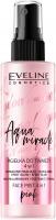 Eveline Cosmetics - Glow and Go Aqua Miracle - Mgiełka do twarzy 4w1 - Pink