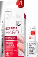 Eveline Cosmetics - NAIL THERAPY PROFESSIONAL - EXPRESS HARD - Express nail hardener - 12 ml