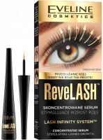 EVELINE COSMETICS - ReveLASH Serum - A concentrated serum that stimulates eyelash growth