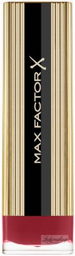 Max Factor - Colour Elixir Lipstick - Pomadka do ust