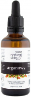 Your Natural Side - 100% Natural Argan Oil - 50 ml