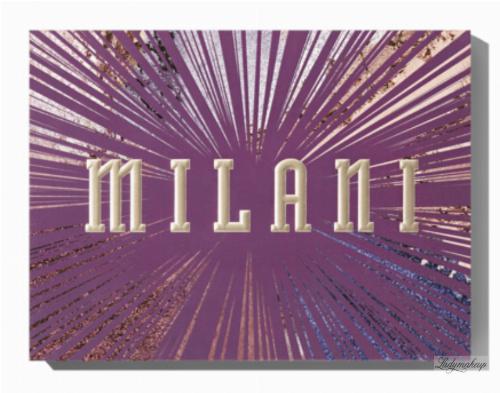 MILANI - GILDED VIOLET - Eye & Face Palette - Paleta do makijażu