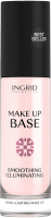 INGRID - MAKE UP BASE - SMOOTHING & ILLUMINATING - Wygładzająco-rozświetlająca baza pod makijaż