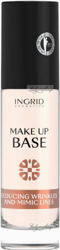INGRID - MAKE UP BASE - REDUCING WRINKLES & MIMIC LINES - Baza pod podkład wypełniająca zmarszczki i linie mimiczne